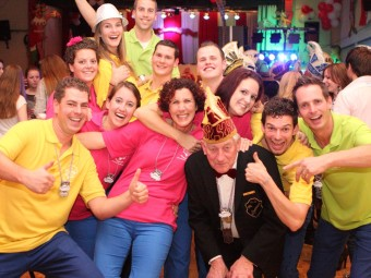 Carnaval geopend